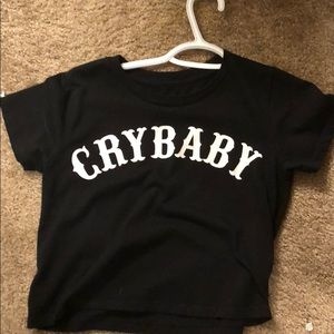 Crybaby CropTop